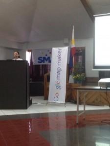 aileen apollo on Google Map Maker Baguio