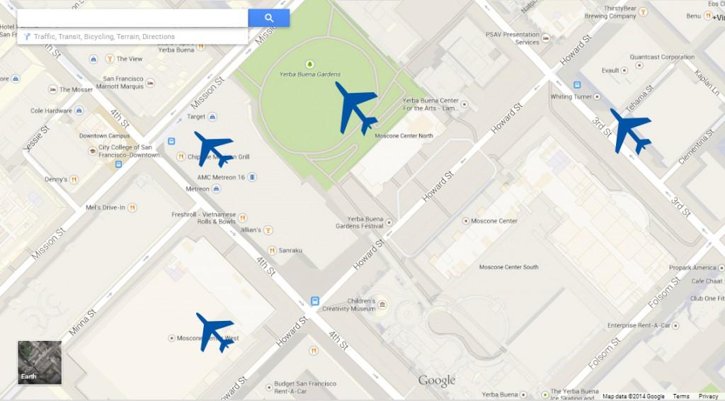 map-google-travel