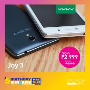 OPPO Joy 3 Lazada Sale