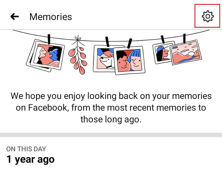 How to Hide Facebook Memories