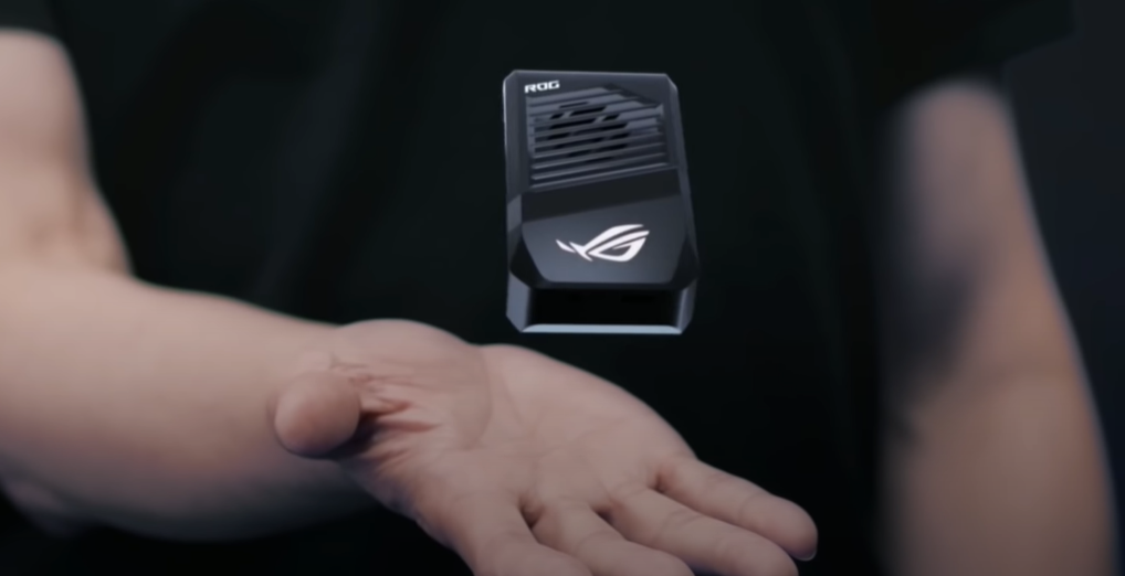 Photo of the Aero Active Cooler 3 for the ASUS ROG Phone 3
